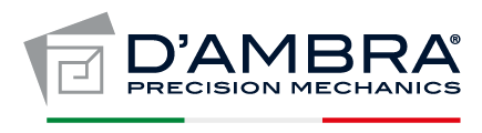 D'Ambra - Precision mechanical workmanships, industrial automation and mechanical components assembling